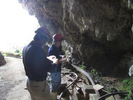 水連洞 水流調査