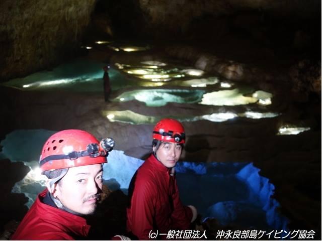 沖永良部島最高峰の洞窟〝銀水洞〟