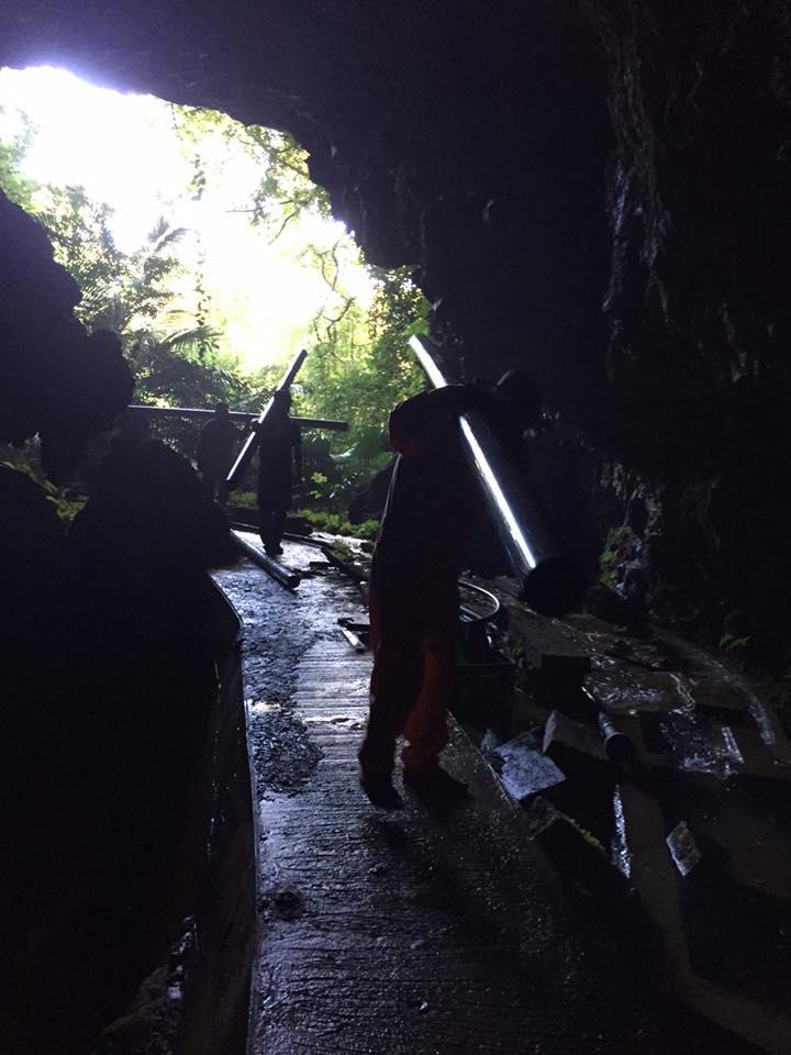 水連洞 沖永良部島 洞窟