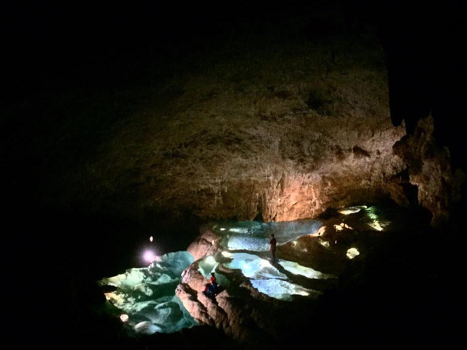 銀水洞 沖永良部島 洞窟