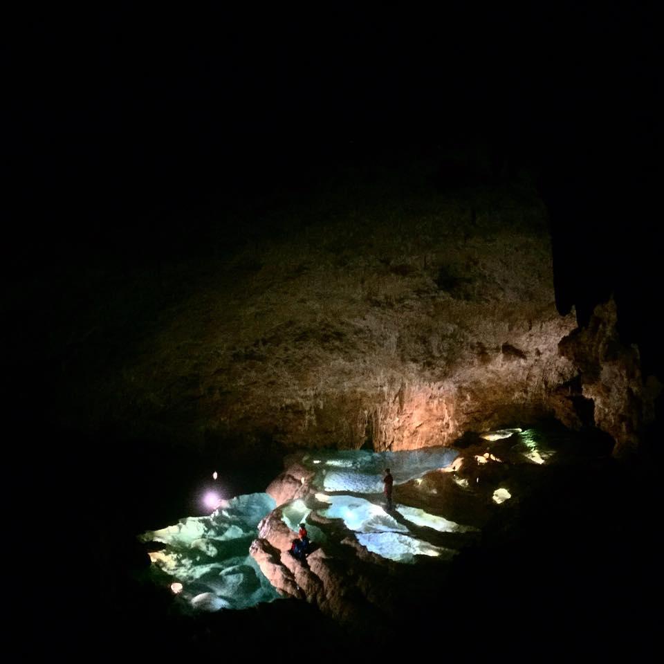 沖永良部島 銀水洞 洞窟