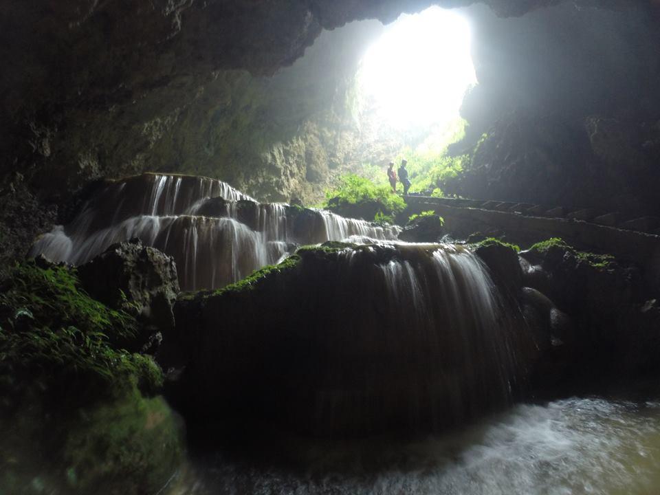 沖永良部島 ケイビング 水連洞