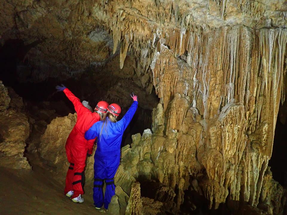 リアル洞窟探検
