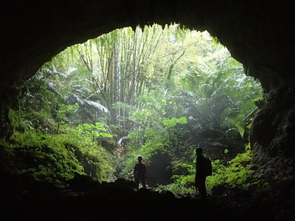 日本洞窟学会さんと洞窟訓練