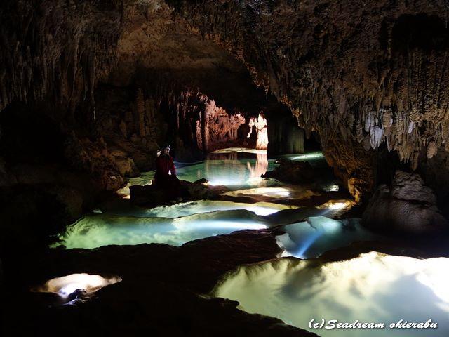 沖永良部島 洞窟