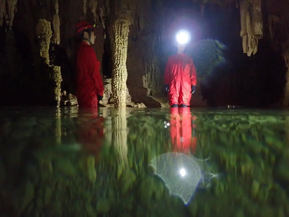 洞窟の聖地