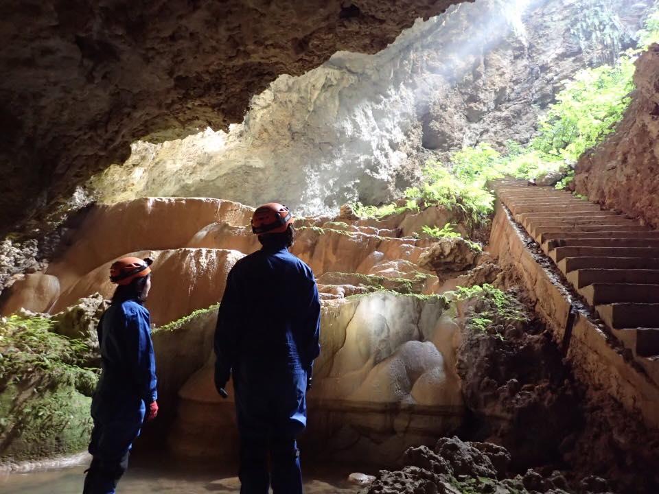 ゴールデンウィークの水連洞
