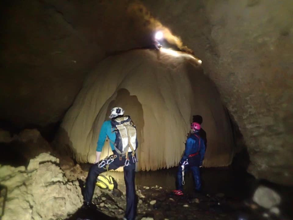 沖永良部島ケイビング協会洞窟訓練