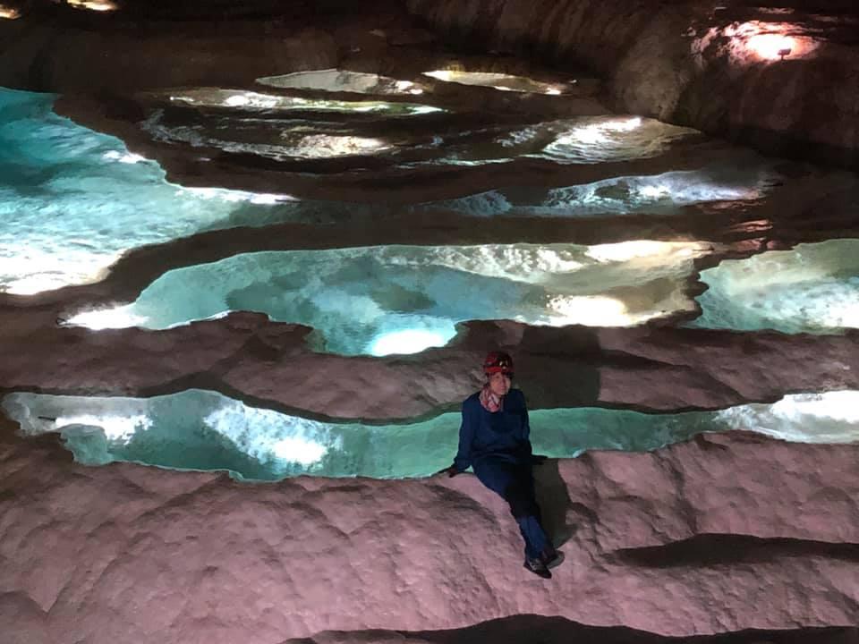 沖永良部島最高峰の洞窟銀水洞