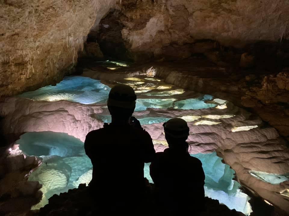 最高な状態の絶景 銀水洞